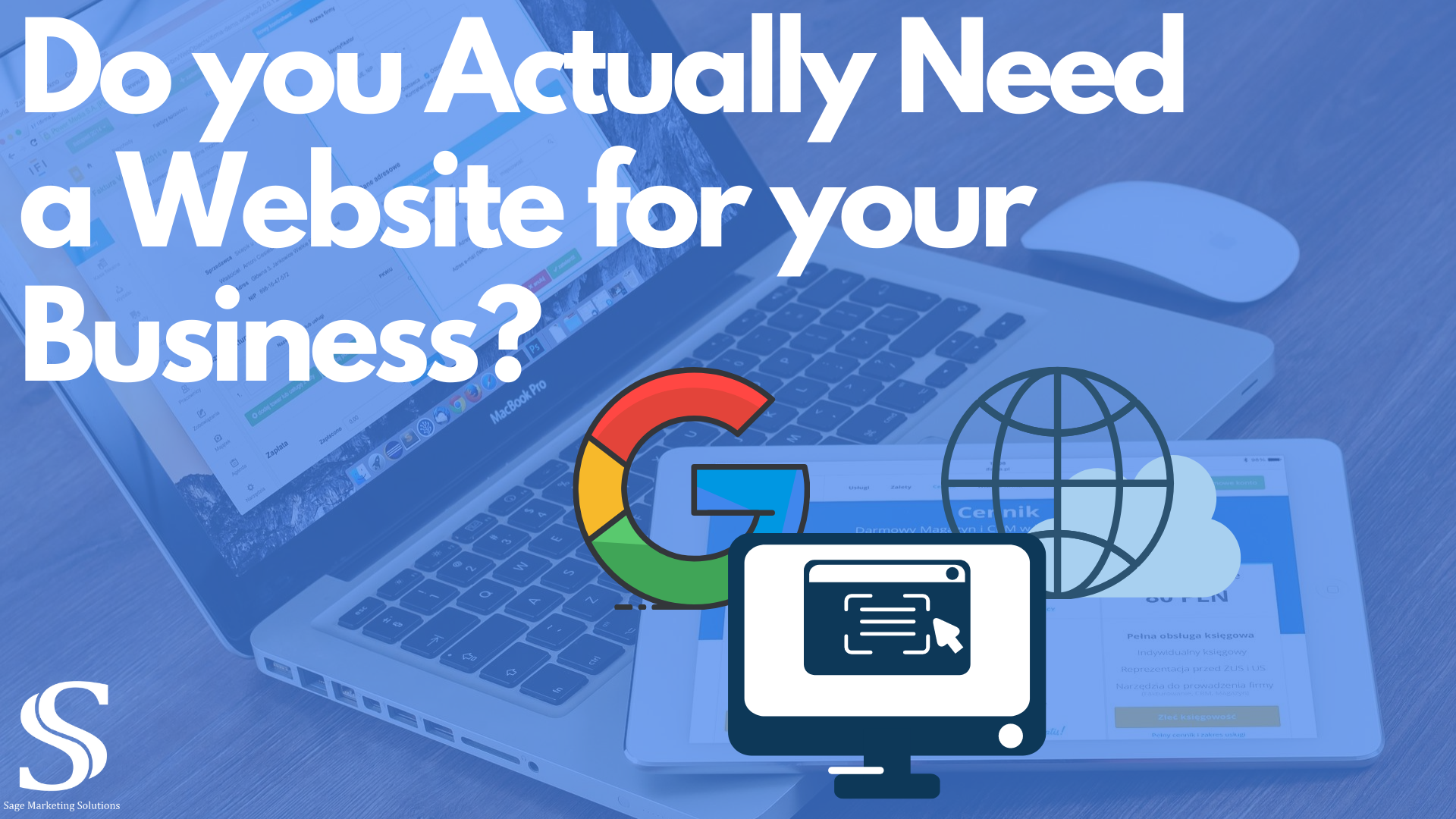 Does My Business Need a Website? Is a Company Website Necessary?