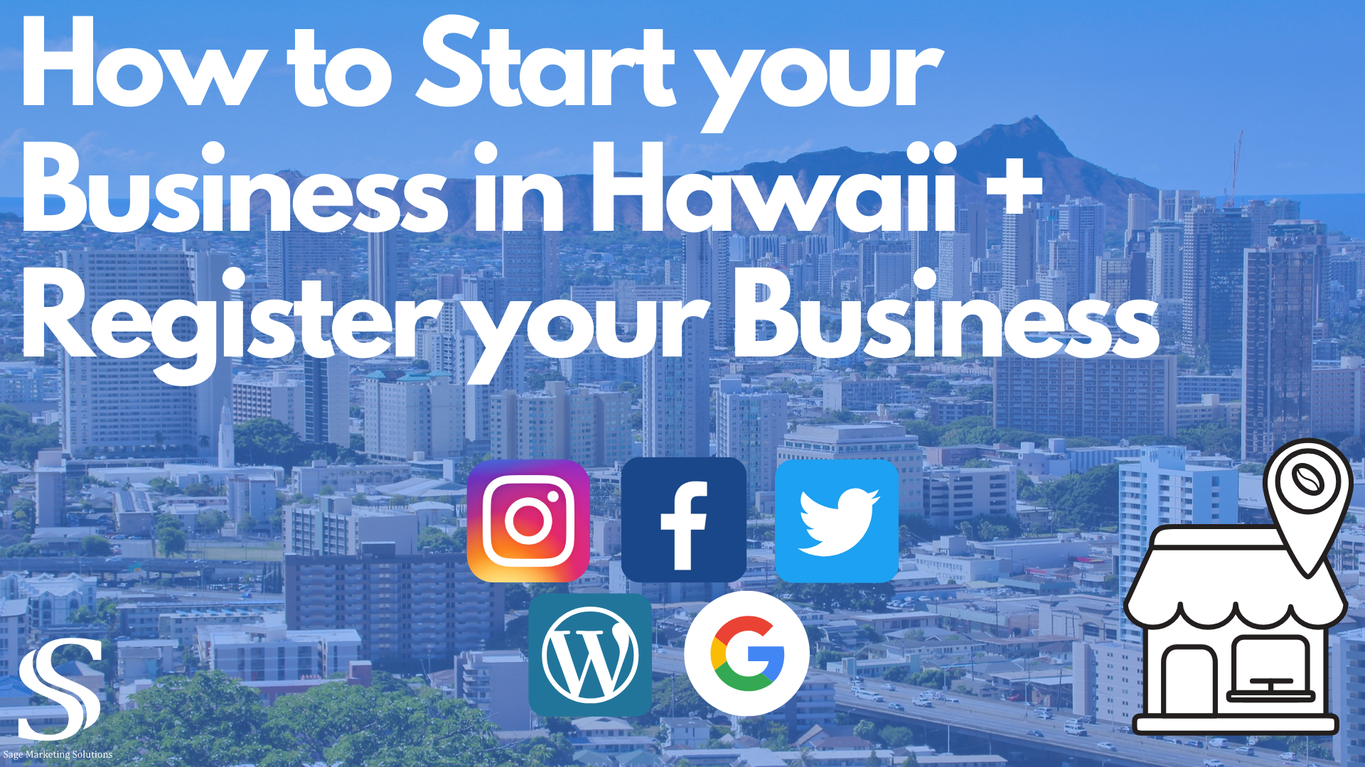 How to start Hawaii business and how to register a Hawaii business